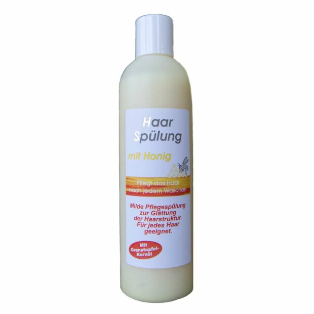 Hair Conditioner with Honey and Pomgranate Core oil